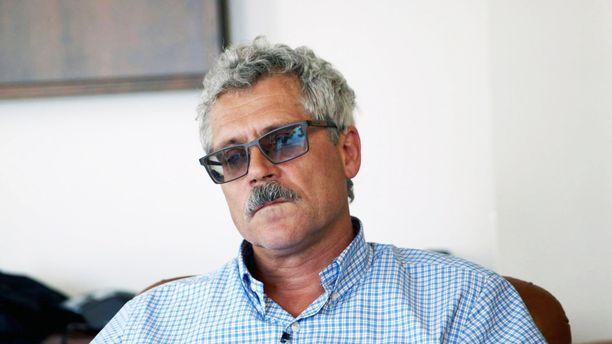 Grigori Rodtshenkov kuvattuna vuonna 2017.