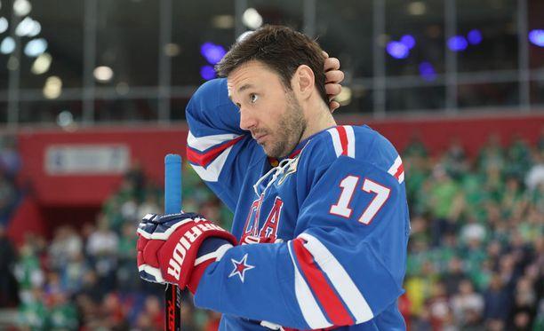 Mitä NHL-seuroja Ilja Kovaltshuk on edustanut?