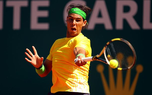 Rafael Nadal ei jättänyt Jarkko Niemiselle paljon mahdollisuuksia.