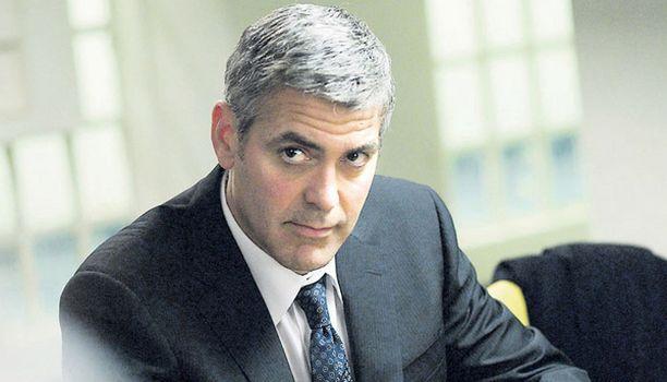 George Clooney painii nyt moraalisten ongelmien ja rahapulan parissa.
