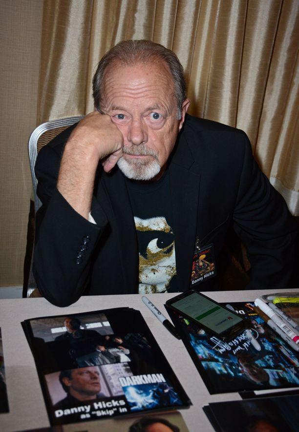 Danny Hicks on tehnyt mittavan uran elokuva-alalla.