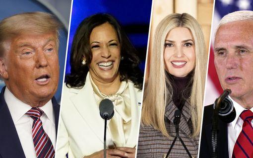 Vedonlyönti USA:n presidentinvaaleista 2024 alkoi jo – ennakkosuosikkeina Harris, Trump, Trump ja Trump