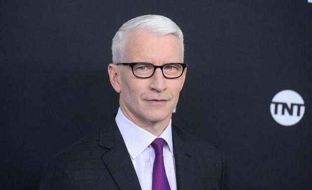 51-vuotias Cooper on yksi CNN-kanavan tunnetuimmista kasvoista.