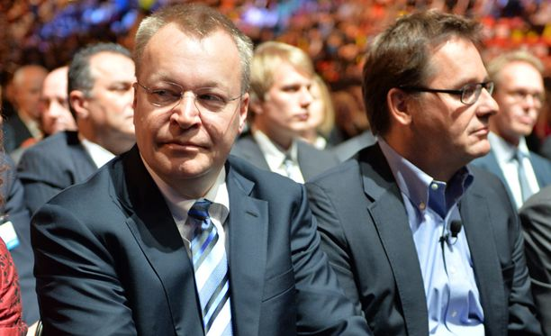 Nokian entinen toimitusjohtaja Stephen Elop.