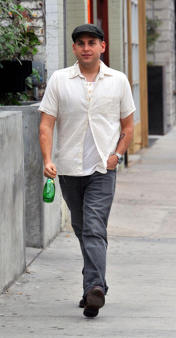 Jonah Hill laihimmillaan vuonna 2011.