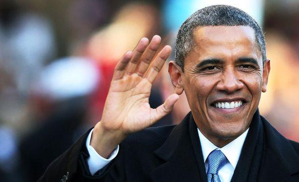 Barack Obama levittää optimismia muillekin kuin valitsijoilleen. Republikaaneja hän ei kosiskele.