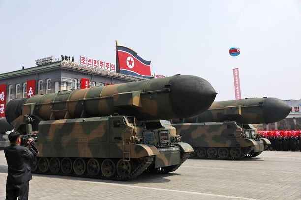 Etelä-Korea ja Yhdysvallat varoittavat, että Pohjois-Korea suunnittelee uutta ydinkoetta.
