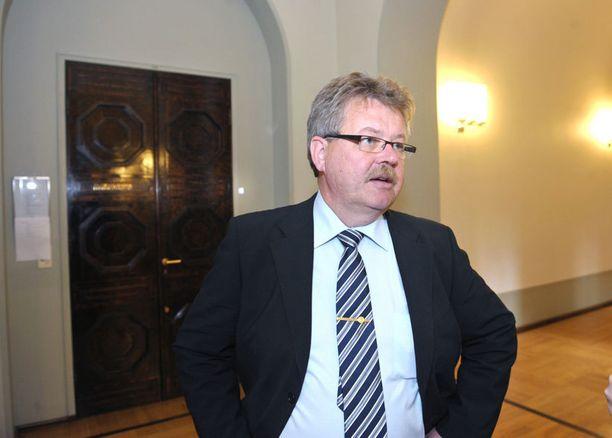 Petri Salo työskenteli kansanedustajana vuodesta 1999 vuoteen 2011.