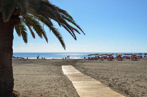 Gran Canaria on ikisuosikki, jota kannattaa testata myös jouluna.