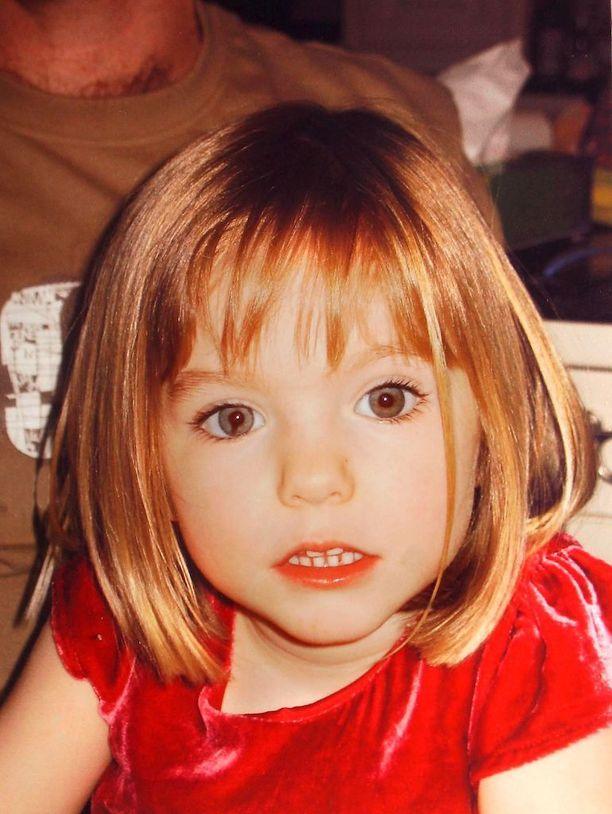 Kolmevuotias Madeleine-tyttö katosi kesken perheen lomamatkan Portugalissa.