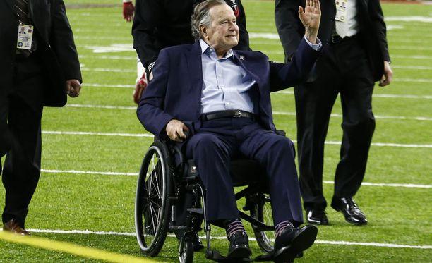 George H. W. Bush toimi Yhdysvaltain presidenttinä vuodesta 1989 vuoteen 1993. Myös hänen pojastaan George W. Bushista tuli myöhemmin Yhdysvaltain presidentti.