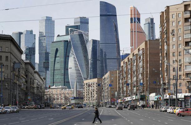 Golunov tutki Moskovan kaupungin korruptiota.