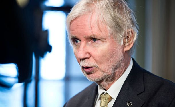 Tuomioja vieraili Ylen Politiikan avokonttori -ohjelmassa.