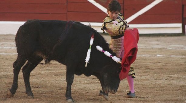 Tyylinäyte Michelito tappoi lauantaina Méridassa kuusi härkää.