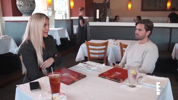 Kourtney Kardashianilla ja Scott Disickillä on kolme yhteistä lasta.