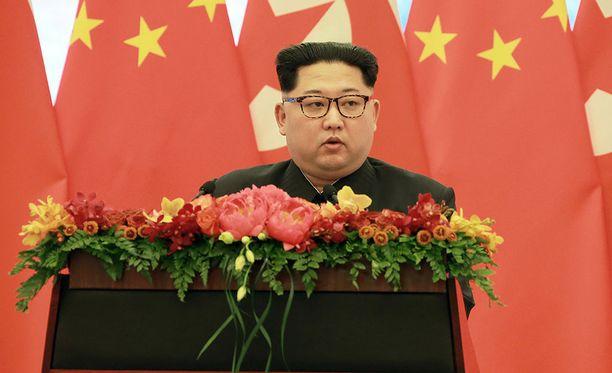 Pohjois-Korean kerrotaan viestittäneen Yhdysvalloille, että Kim Jong-un on valmis keskustelemaan ydinaseriisunnasta.