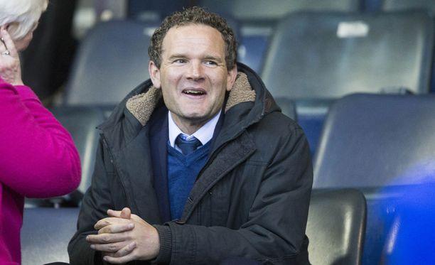 Jonatan Johansson valittiin Greenock Mortonin manageriksi.