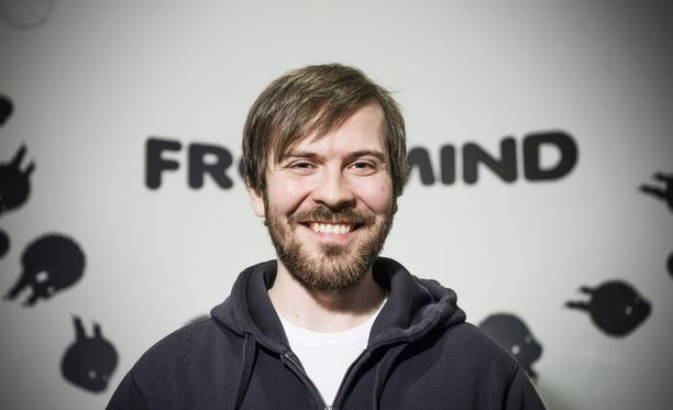 Frogmindin toimitusjohtaja ja perustajajäsen Johannes Vuorinen.
