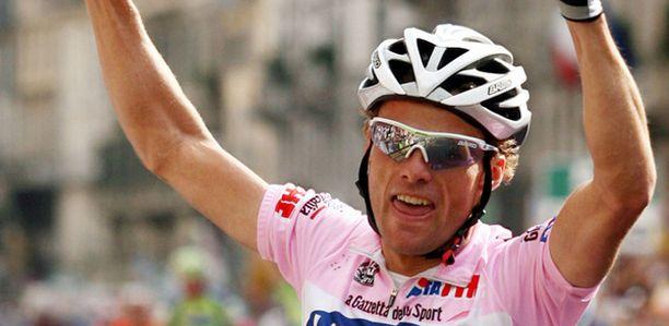 Danilo Di Luca kiistää syyllistyneensä dopingrikkomuksiin.