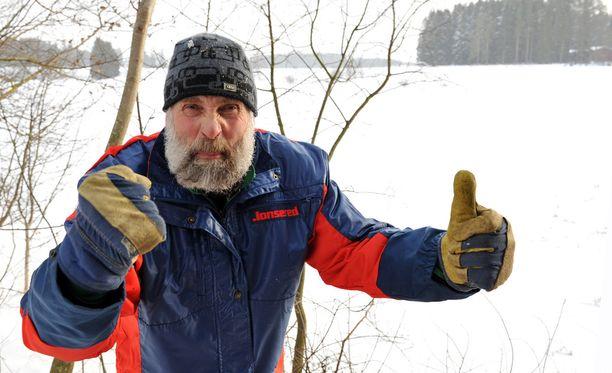 Juha Mieto kehui Iivo Niskasen hiihtoa täydelliseksi.