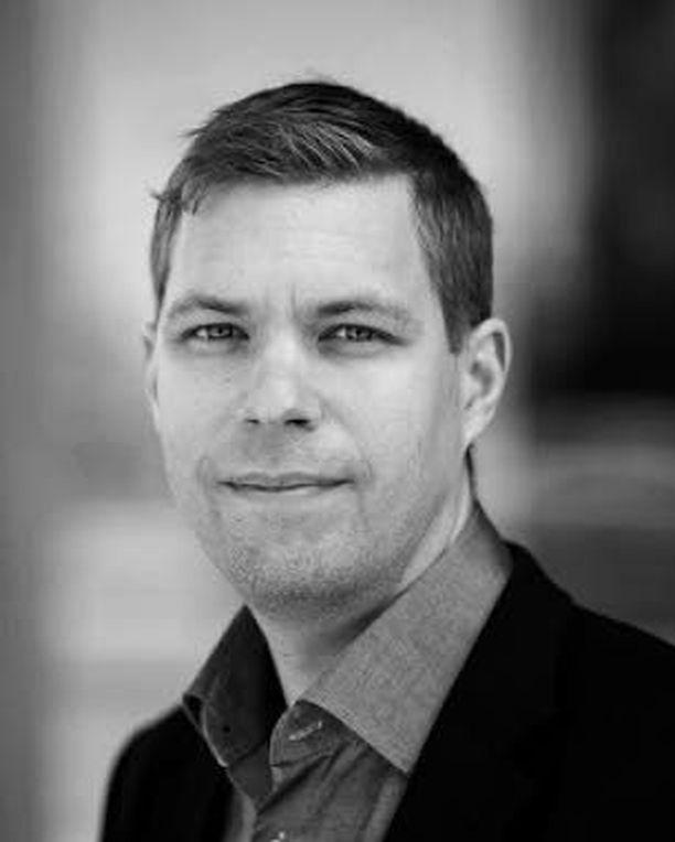 Tekniikan tohtori Antti Vuolanto vastaa Targovax-yhtiön Suomen-toiminnoista.