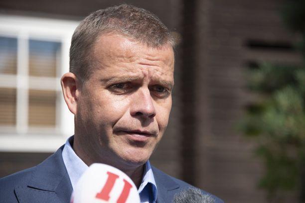 Petteri Orpon mukaan hallituksella on vastuu siitä, että Suomessa on edelleen 270 000 työtöntä.