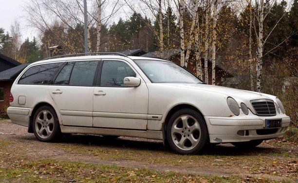 Mercedeksillä ajetaan keskimäärin pidempään kuin muilla merkeillä.