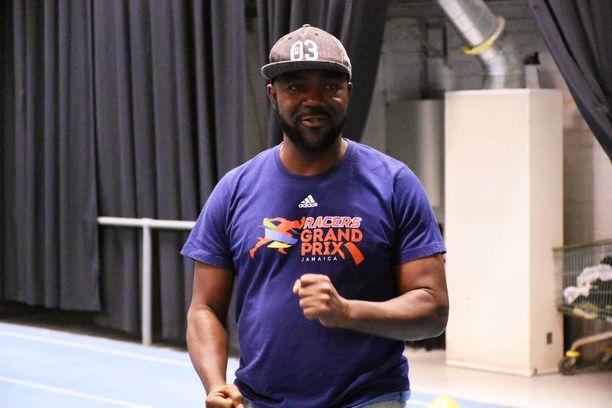 Jermaine Shand oli yksi Usain Boltin valmentajista.