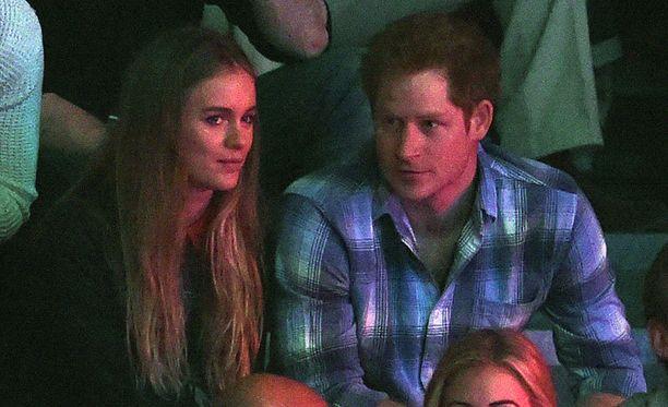 Cressida Bonas ja prinssi Harry erosivat vajaa vuosi sitten keväällä.