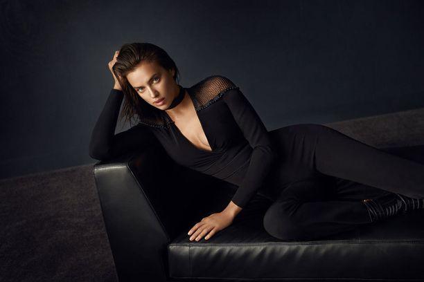 Irina Shayk nappasi keväällä Hollywoodin himotuimman poikamiehen.
