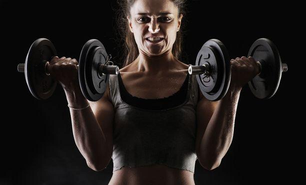 Ylikunnossa oleva elimistö ei ole saanut palautua harjoittelusta tarpeeksi.