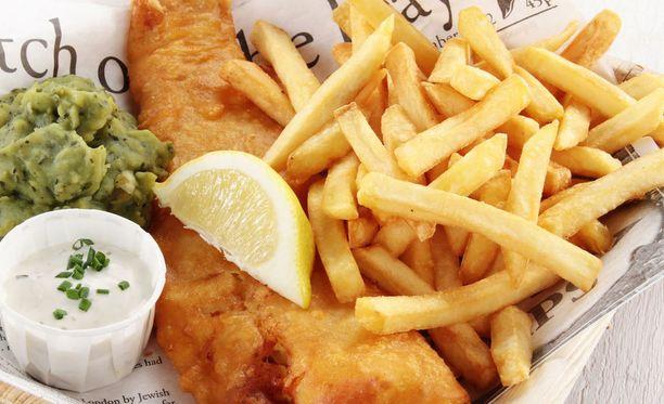 Ranskalaisten sijaan terveystietoinen valitsee lautaselleen kasviksia, joita ei ole paistettu rasvassa.