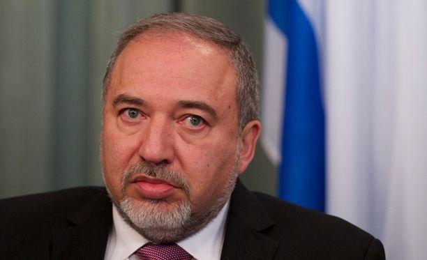 """Avigdor Liebermania luonnehdittiin lausuntonsa jälkeen """"juutalaisten Isisiksi""""."""