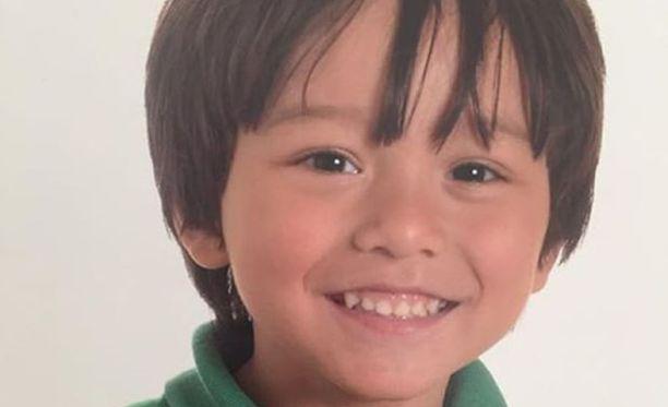 Pojan kuva on julkaistu useissa australialaismedioissa.