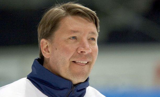Vuonna 2005 ex-maalitykki oli mukana Leijonien jäillä.