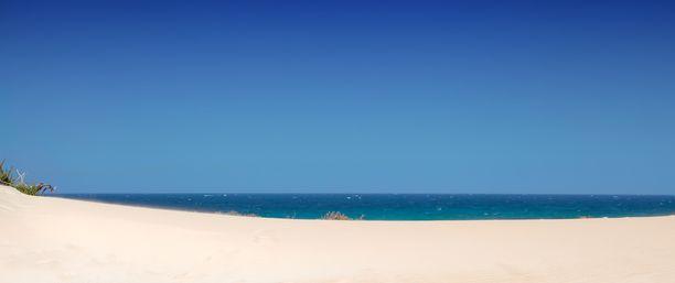 Fuerteventuran pitkille hiekkarannoille pääsisi nyt edullisesti.