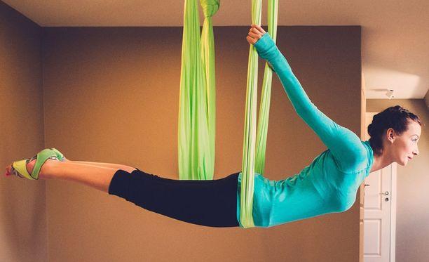 Tasapaino-ongelmien taustalla voi olla heikot lihakset.