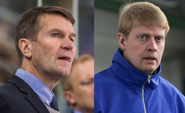 Erkka Westerlund arvostelee Jääkiekkoliittoa Jukka Rautakorven kohupotkuista.