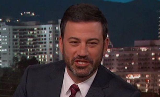 Juontaja Jimmy Kimmel kertoi vastikään poikansa sydänongelmista.