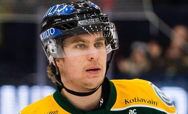 Michael Keränen on taas täydessä pelikunnossa.