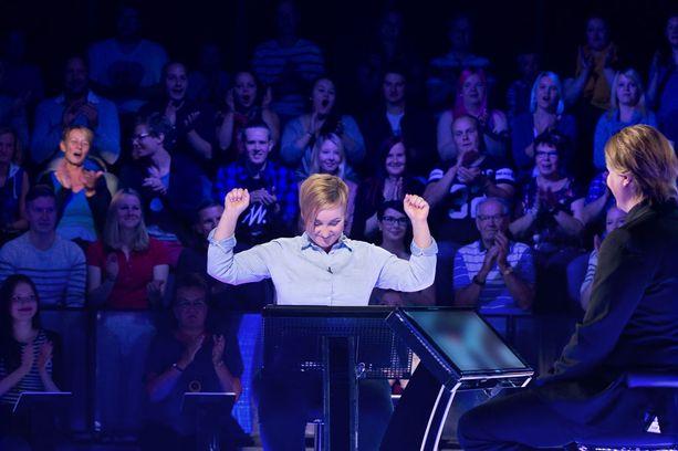 Espoolainen Janika luotti menestyksekkäässä kilpailussaan tuntumaan vastausten valinnassa.