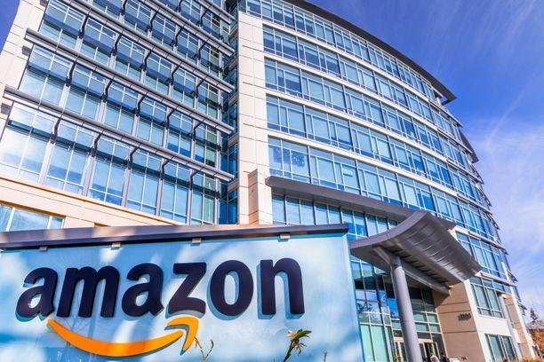 Amazon on saapumassa Pohjoismaihin. Kuvassa Amazonin toimisto Yhdysvalloissa.
