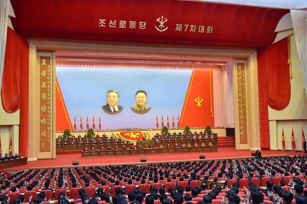 Kokoukseen osallistuu tuhansia ihmisiä.