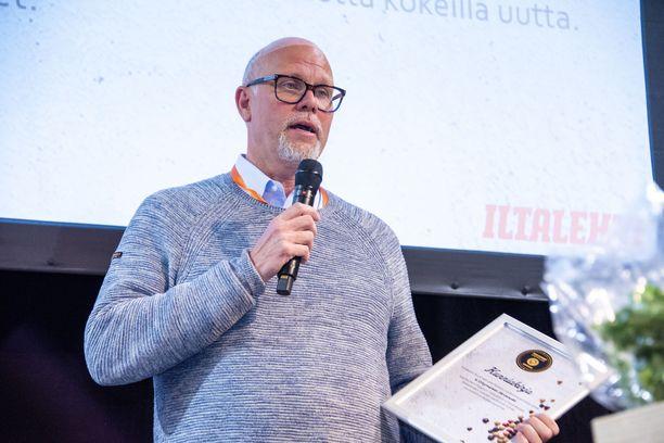 Markku Hautalan vetämä K-Citymarket Järvenpää äänestettiin yhdeksi Suomen parhaaksi ruokakaupaksi myös viime vuonna.