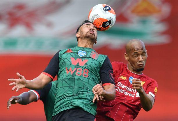 Aston Villa voitti laukaukset 9–6, Liverpool ottelun 2–0.