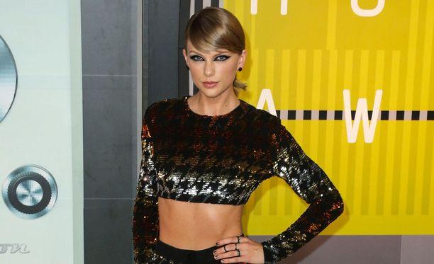 Taylor Swift on yksi maailman menestyneimpiä artisteja.