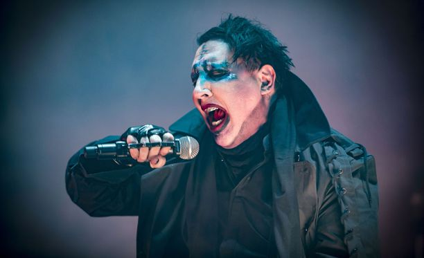 Marilyn Manson on Johnny Deppin tyttären kummi.