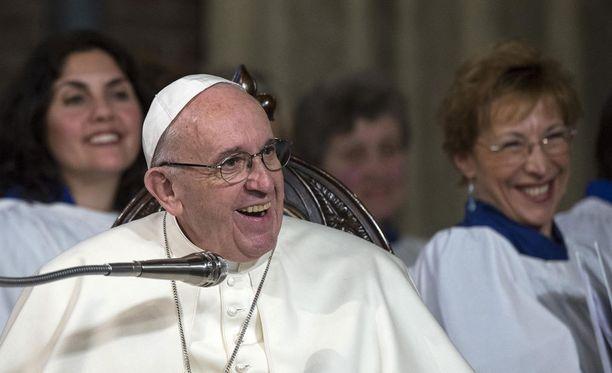 Paavi Francis tunnetaan uudistusmielisyydestään ja armon korostamisesta.