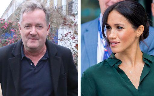 Meghan-puheista potkut – nyt Piers Morgania kosiskellaan takaisin: Tv-pomoilla paniikki päällä