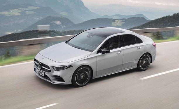 Auton ilmanvastuskerroin (Cd 0,22) on maailmanennätystasoa.